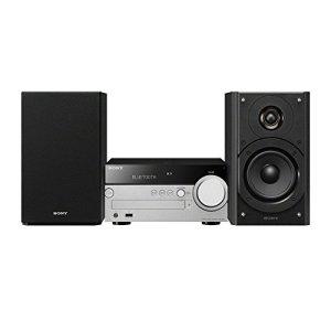 Sony CMT-SX7 Chaîne Hifi 2 x 50W Bluetooth/NFC, Wifi, Multi-room, Hi-Res Audio