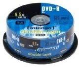 Intenso DVD+R 8,5 Go double couche, 8x Spindle Lot de 25 (Import Allemagne)