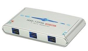 Lindy Hub FireWire – 3 ports IEEE1394b