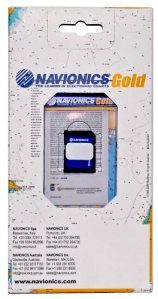 Navionics 46Xg-Xl9-Sd Carte marine micro SD Gold XL9 Europe de l'ouest