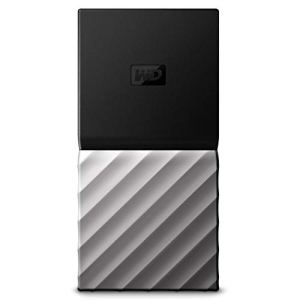 WD My Passport SSD – Disque SSD portable – 256Go