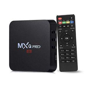 Android Box MXQ-Pro Amlogic RK3229 1 GB + 8 GB Quad Core Réseau WiFi 1080 P HD 4K Smart TV Box Media Player