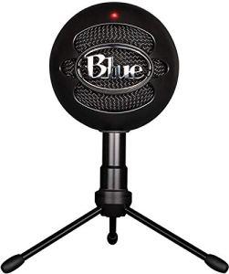 Blue Microphones Snowball iCE Microphone à condensateur Cardioïde Noir