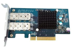 QNAP Dual Port 10GbE SFP + Network Expansion Card F
