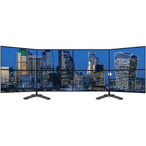 Station de Trading 8 écrans Extrême avec Installation à Domicile
