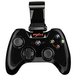 Wireless Gamepad Controller, PXN 6603 IOS MFi Certifié Manette Wireless Bluetooth sans Fil Contrôleur Game Joystick pour iOS
