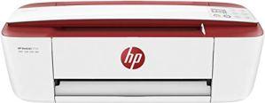 HP Deskjet 3733 Imprimante Multifonction Jet d'encre Couleur (8 ppm, 4800 x 1200 PPP, Mode Silencieux, WiFi, Impression Mobile, USB) – 3 mois d'Instant Ink Gratuits