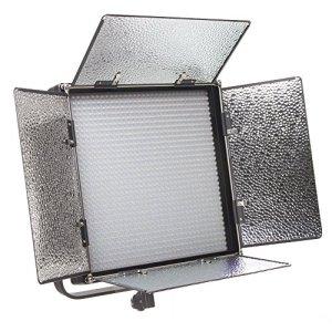 Ikan ifd1024Daylight LED avec à partir de et Sony V Mount Plates