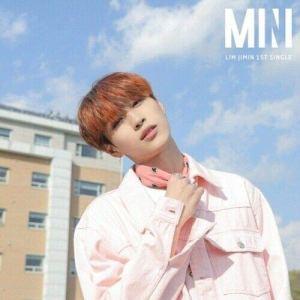 LIM JIMIN – [Mini 1st Single Album CD+Booklet+1p PhotoCard+Tracking K-Pop Sealed The Fan