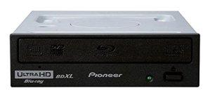 Pioneer Lecteur graveur Blu-ray interne 16x BDR-211UBK pour disques BD DVD BDXL BD, prend en charge la lecture Ultra HD 4K