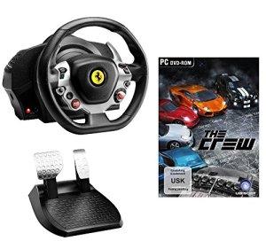 Trustmaster TX Racing Wheel Ferrari 458 Italia Edition [Import allemand]
