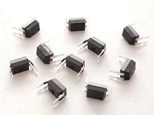 UNIVERSAL-SOLDER SIMPLY. SMARTER. ELECTRONICS. 10 pcs PC817C optocoupleur photocoupleur Dip-4 20mA CTR: 200-400
