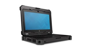 DELL DELL Latitude 7214 2.4GHz i5-6300U 11.6″ 1366 x 768pixels Écran tactile Noir