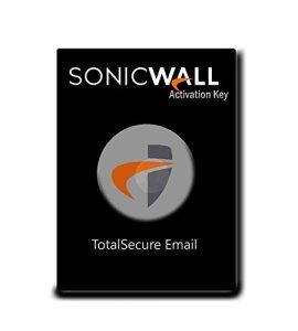 SonicWALL | 01-ssc-1894| avancé de SonicWALL TotalSecure Email abonnement 100U 3Ans