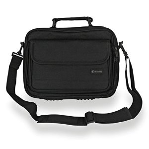 Atlantis Land Zagabria Travelbag 16 40,9 cm (16.1″) Malette Noir – Sacoches d'ordinateurs Portables (Malette, 40,9 cm (16.1″), Noir)