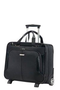 SAMSONITE Business Case/WH 15.6″ (Black) -XBR Mallette Ordinateur à roulettes, 46 cm, Noir