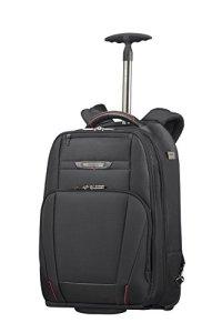 SAMSONITE PRO-DLX 5 – Wheeled Sac à dos 17.3″ Laptop – 2.6 KG Sac à dos, Magnetic Grey