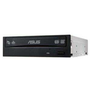 ASUS DRW-24D5MT Interne DVD Super Multi DL Noir Lecteur de disques optiques – lecteurs de disques optiques (Noir, Plateau, Verticale/Horizontale, Bureau, DVD Super Multi DL, SATA)