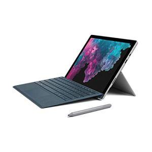 Microsoft Surface Pro 6 (core i5, RAM 8 Go, SSD 128 Go, Windows 10) – Platine – Sans clavier