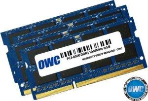 OWC 32Go (4X8gb) PC8500DDR31066MHz 240broches mémoire kit de mise à niveau pour 2009Apple iMac 68,6cm