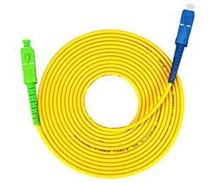 Câble à Fibre Optique (jarretière Optique) Compatible Free Box (5M)