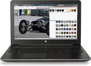 HP ZB15G4 i7-7820HQ 15.6 16GB/512 PC
