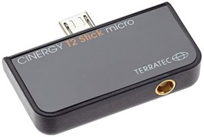 TerraTec 195447DVB T2Micro USB Noir