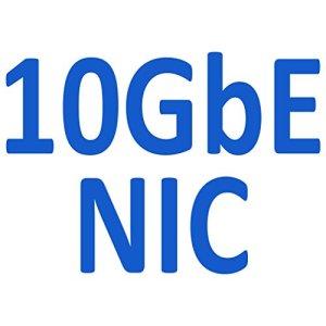 10Gtek® Carte Réseau 10GbE PCIE pour Intel X520-DA2/ X520-SR2-82599ES Chip, Dual SFP+ Ports, 10Gbit PCI Express x8 LAN Adapter, 10Gb NIC pour Windows Server, Win7/8/10, Linux, 3-Year Warranty