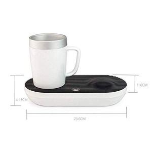 Chauffage et climatisation Tasse de Bureau Intelligente Tasse de café 2 en 1 Rapide et Intelligente pour Le Bureau à Domicile et Les Soins de santé personnels