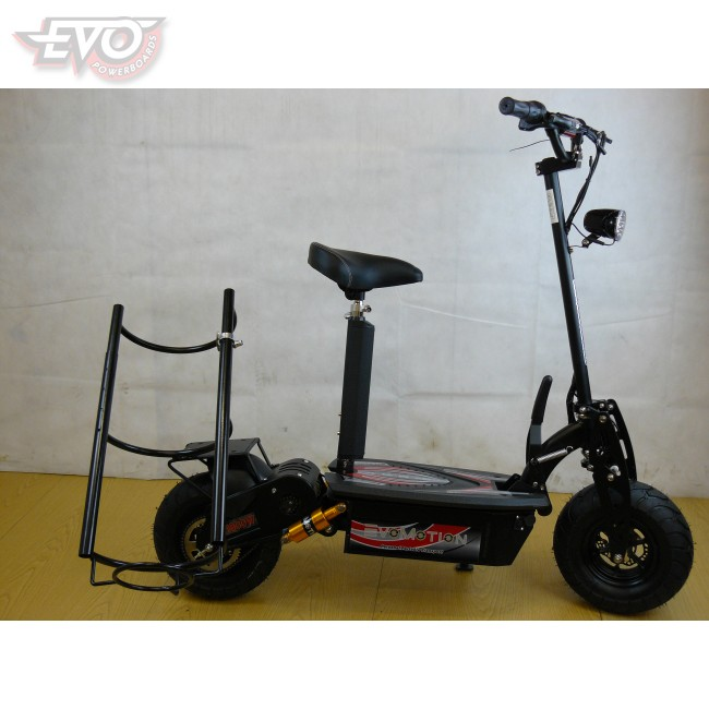 7 way golf stand bag 2008 nissan 350z stereo wiring diagram evomotion powerboards scooter folding electric 48v 1800w evo scooters