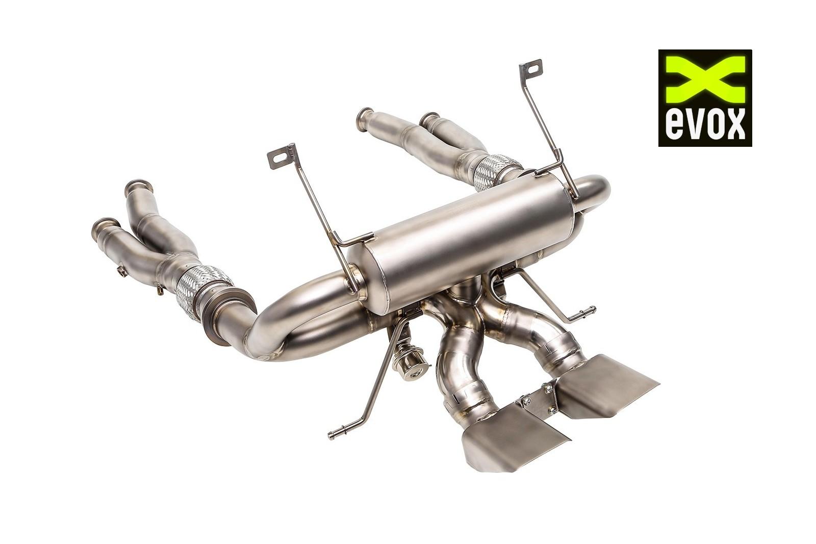ipe titanium exhaust system lamborghini aventador lp700 2011 2016