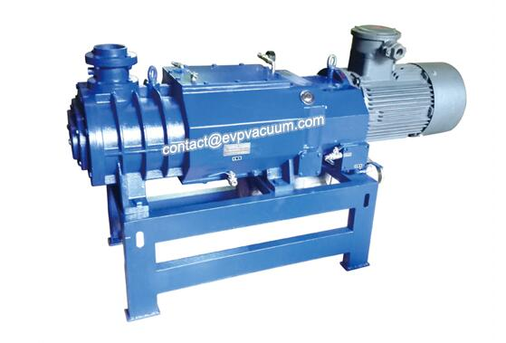 On To Enlarge The Diagram Operating Principle Of Liquid Ring Pumps