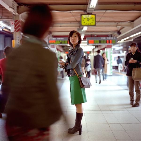 Metro istasyonu