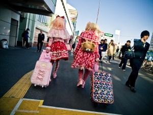 Japon Kızlar