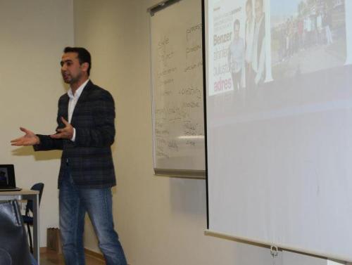 Erdal Erdoğdu; Blog Yazarı