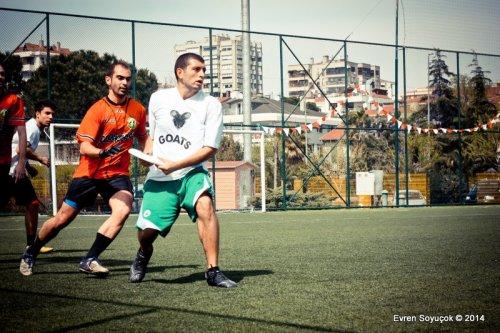 Bosforce - Caddebostan olypics Lig Maçından