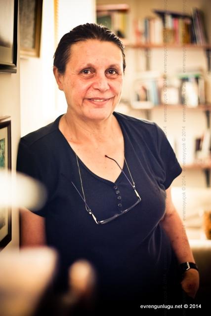 Fethi Naci'nin eşi Lale Kalpakçıoğlu