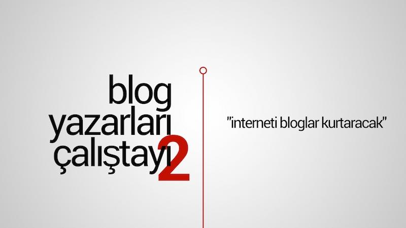 interneti bloglar kurtaracak