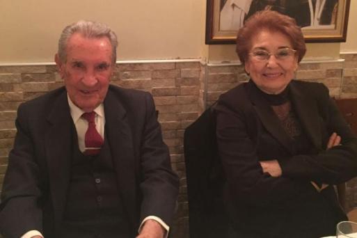 Prof. Dr. Orhan Süren ve Prof. Dr. Türkan Süren