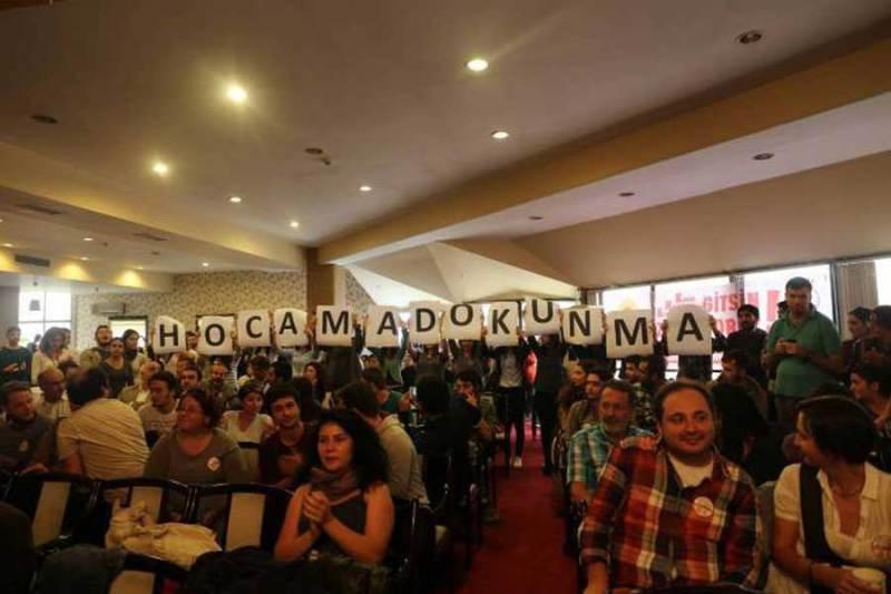 Kocaeli Dayanışma Akademisi'nın açılış şöleni