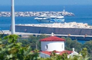 Στο λιμάνι της Αλεξανδρούπολης το «ΣΑΜΟΘΡΑΚΗ1» ετοιμάζεται για το πρώτο του δρομολόγιο