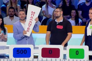 Ο Έβρος πρωταγωνιστής στην πρεμιέρα του «Τροχού της τύχης» με τον Πέτρο Πολυχρονίδη(video)