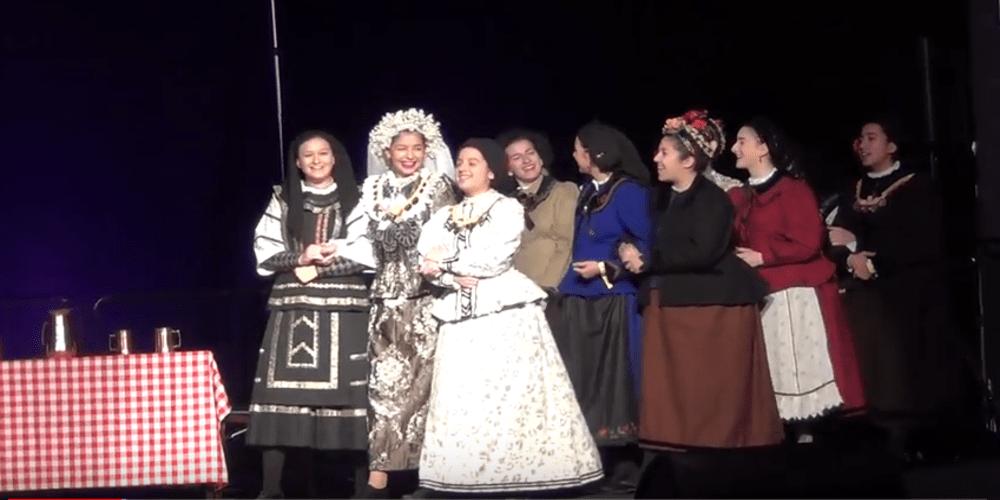 Οι φορεσιές, οι χοροί και τα τραγούδια της Νέας Βύσσας βραβεύτηκαν στη Φλόριντα των ΗΠΑ (video)