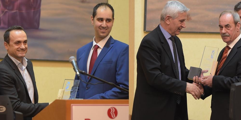 Επιμελητήριο Έβρου: Οι πέντε που βραβεύτηκαν για την πετυχημένη επιχειρηματική τους δραστηριότητα
