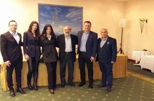 Γιοβάνοβιτς: Στόχος να γίνουν τουριστικός προορισμός των Σέρβων Αλεξανδρούπολη και Σαμοθράκη(video)