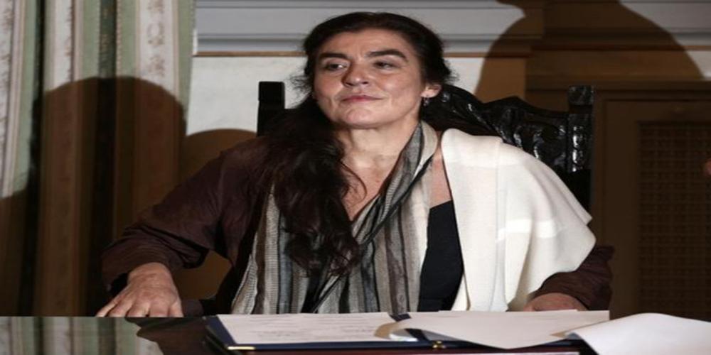 Η υπουργός Πολιτισμού Λυδία Κονιόρδου εκπρόσωπος της Κυβέρνησης για την 25η Μαρτίου στην Αλεξανδρούπολη