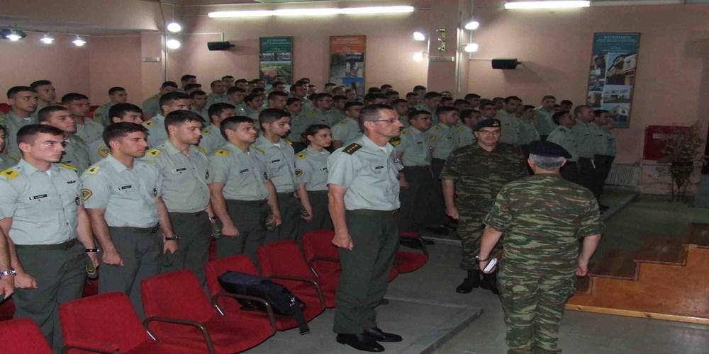 Η Στρατιωτική Σχολή Ευελπίδων έρχεται αύριο στον Έβρο