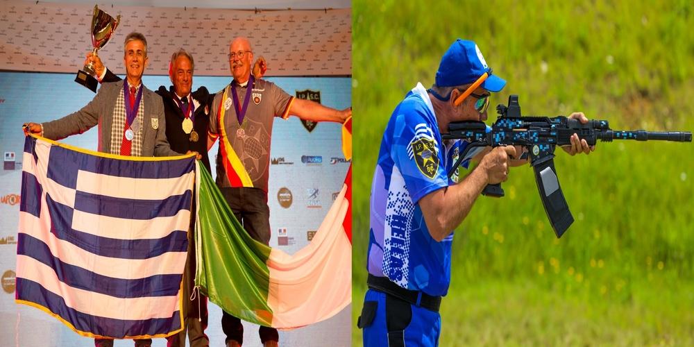 ΜΠΡΑΒΟ: Ένας Εβρίτης, ο Απόστολος Μπεχτσούδης, δεύτερος στο Παγκόσμιο Πρωτάθλημα Λειόκανου της Γαλλίας (ΒΙΝΤΕΟ+φωτό)