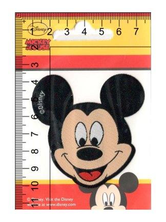 Термоаппликация<br>MQ-MD-14278-2020<br>Микки Маус / Mickey Mouse</br>