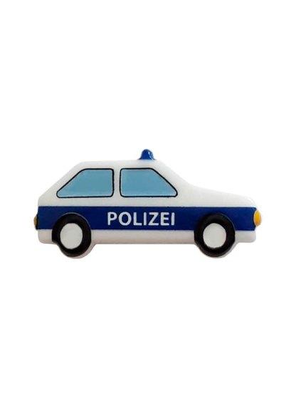 Пуговица DILL – Полицейская машина